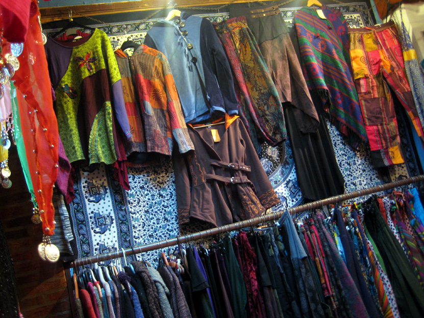 Clothes room (20/9/2013)