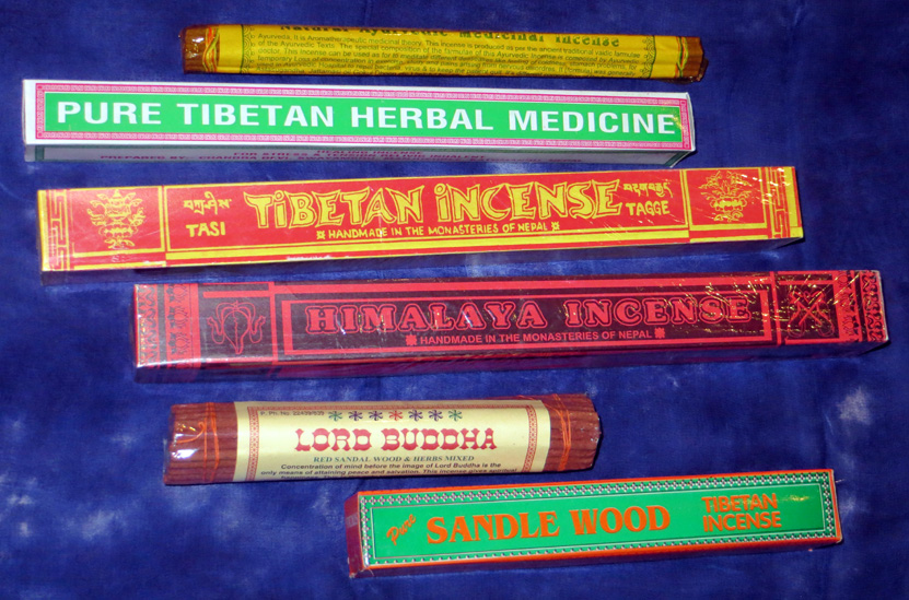 2014_Dec 22_Nepalese Incense