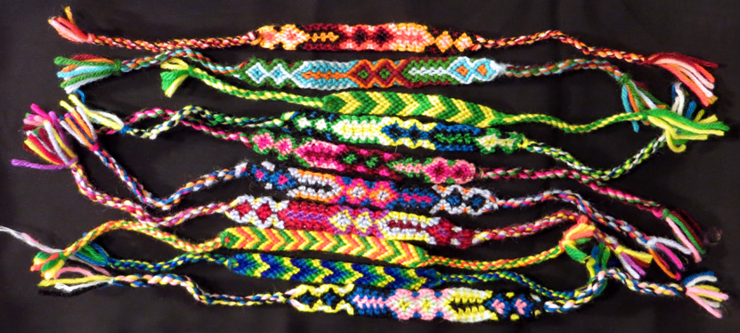 2015_Aug 02_Friendship Bands