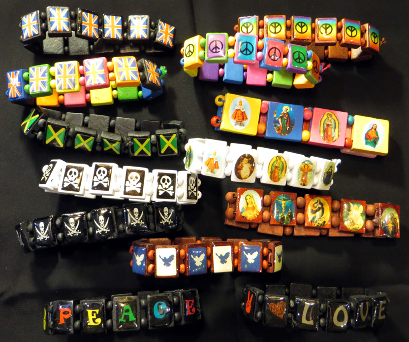 2015_Aug 02_Saints Bracelets