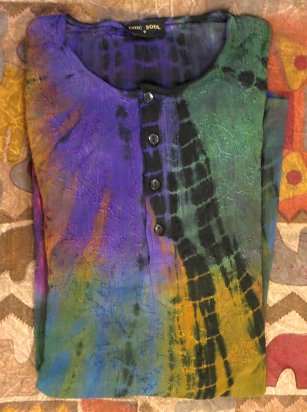 2015_Aug 14_Kurtas Tie-dye