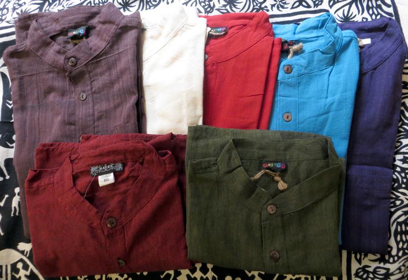 2015_Aug 16_Nepalese Shirts plain