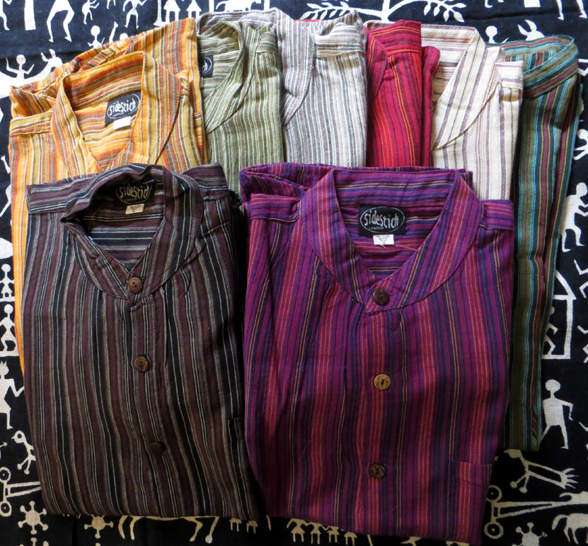 2015_Aug 16_Nepalese Shirts striped