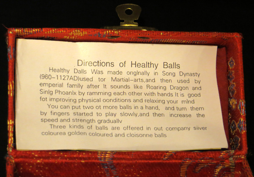 2015_Aug 30_Chinese Health Balls - Directions