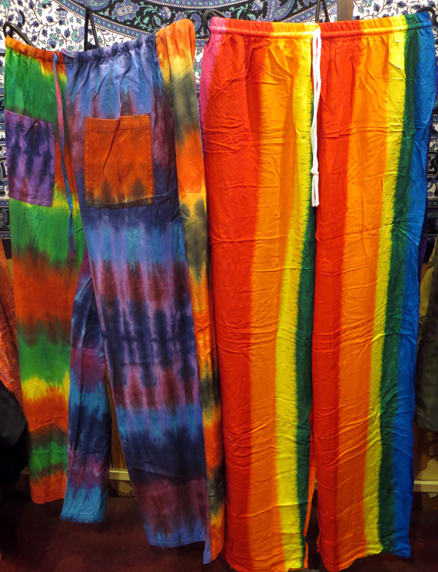 2015_Feb 22_Rainbow trousers