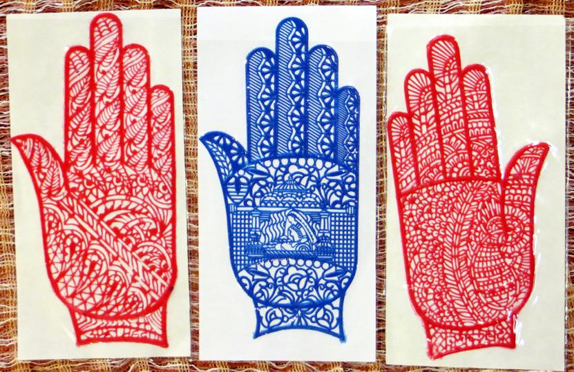 2015_July 03_Hand Stencil 1