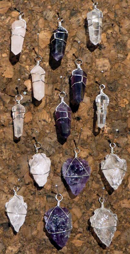 2015_July 18_Crystal Pendants