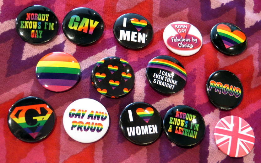 2015_July 25_Pride Badges