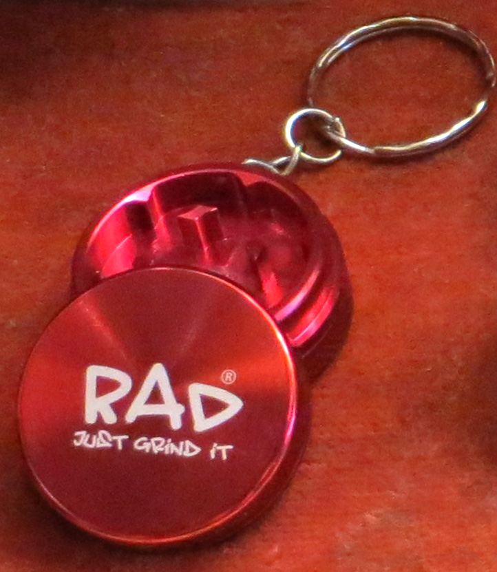 2015_June 13_Rad Keyring Grinder