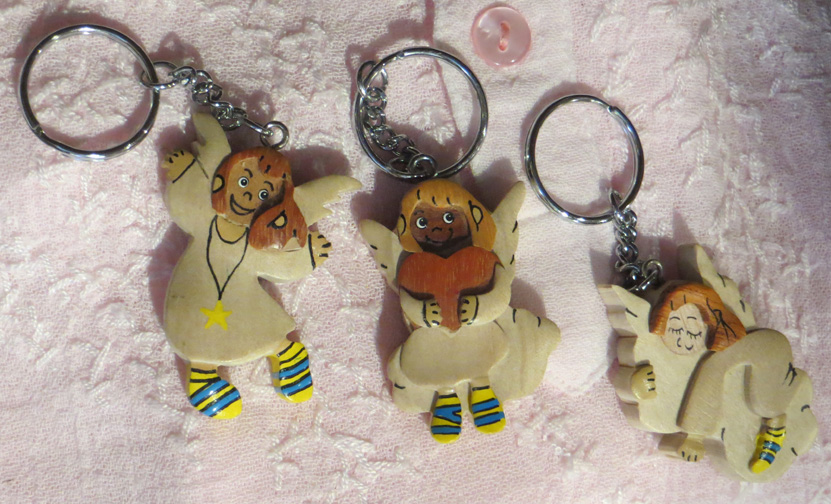 2015_June 28_Angel Keyrings
