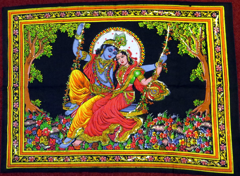 2015_May 03_Deity 04_Radha and Krishna 2