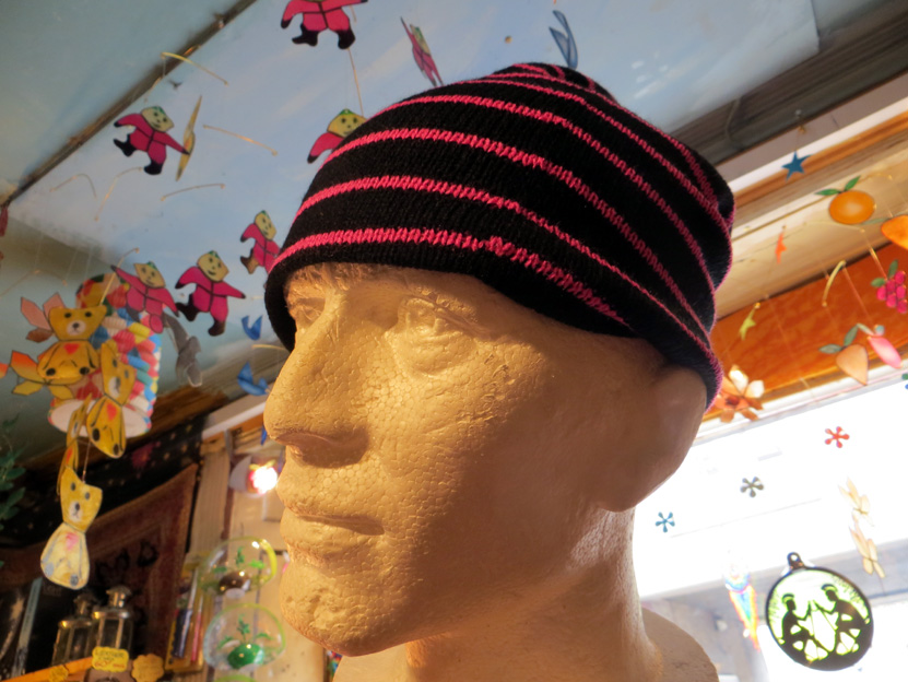2015_May 22_Neon Hat