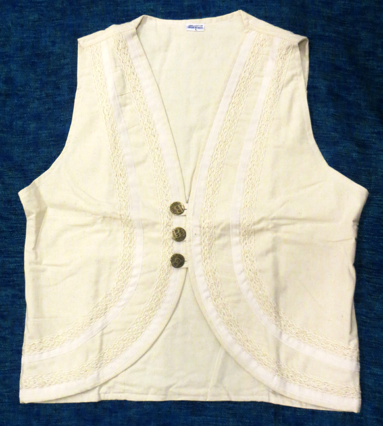 2015_Oct 10_Cotton Waistcoat Indian 3