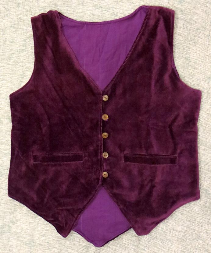 2015_Oct 10_Velvet Waistcoat 1