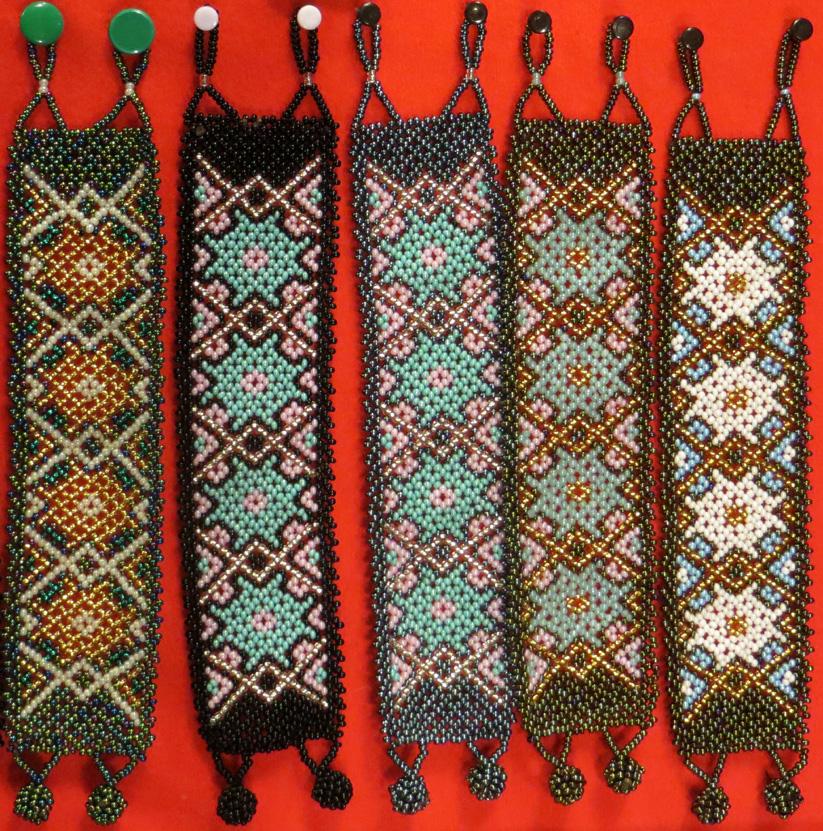 2015_Oct 17_Bead Bracelets