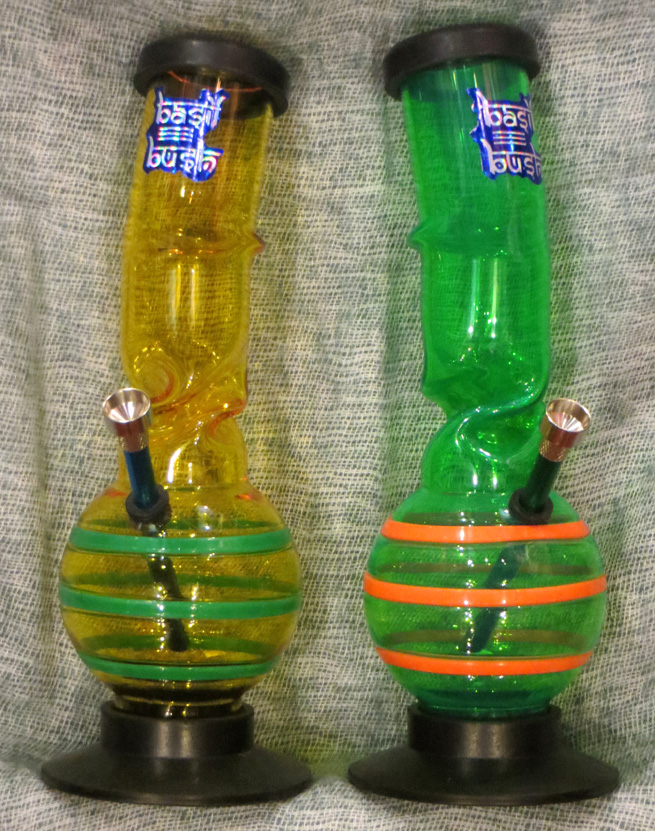 2015_Oct 25_Acrylic Bong Striped
