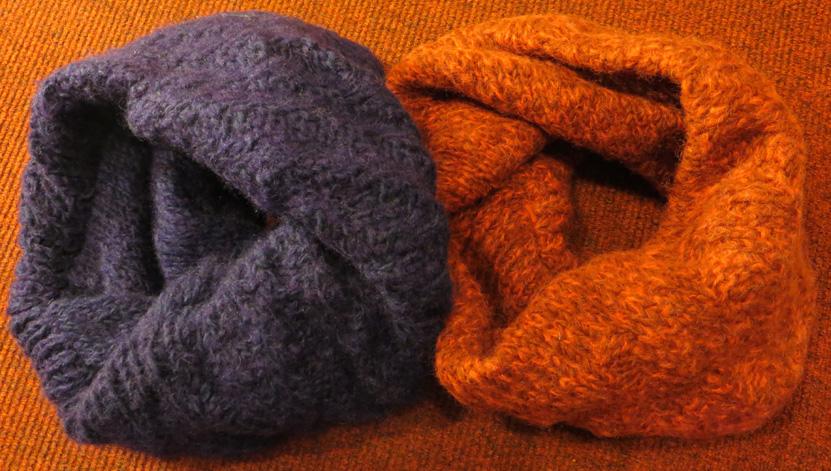 2015_Sept 04_Snoods - Wool