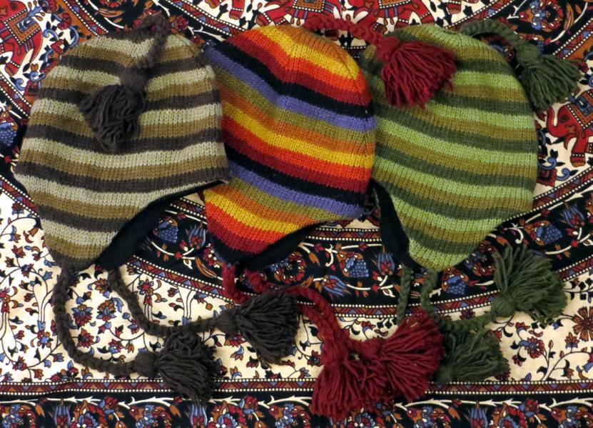 2015_Sept 06_Tassel Hats