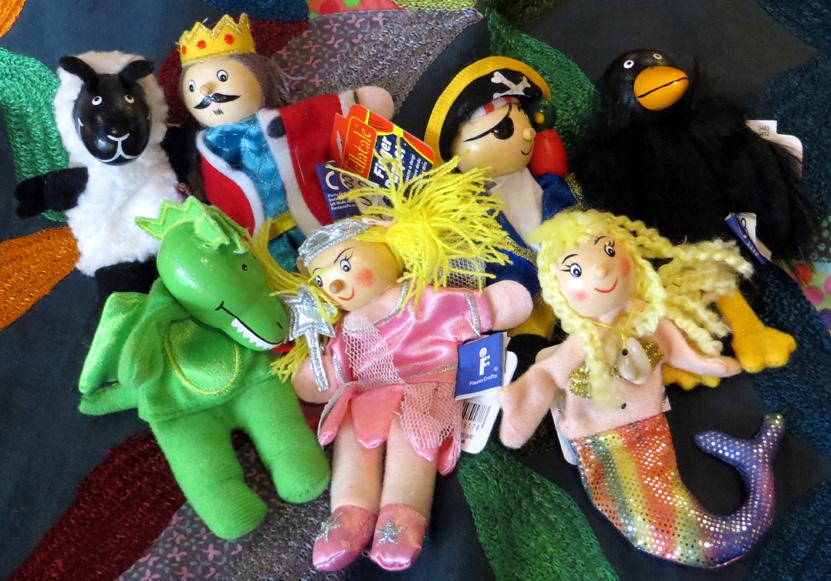 2016_Apr 10_Finger Puppets