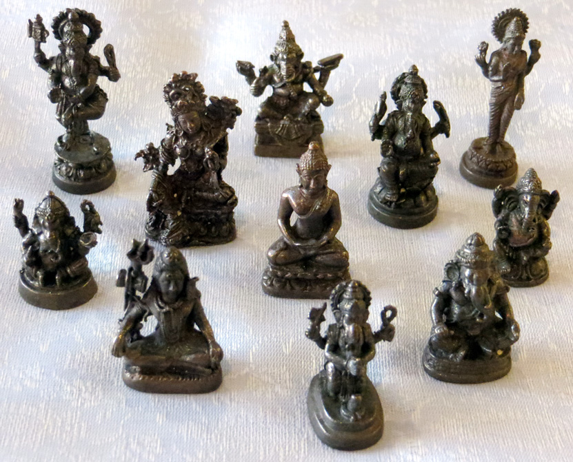 2016_Apr 20_Mini Deities