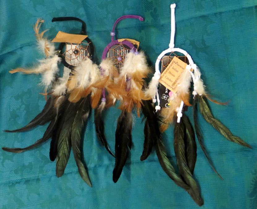 2016_Apr 27_2 inch Dream Catcher
