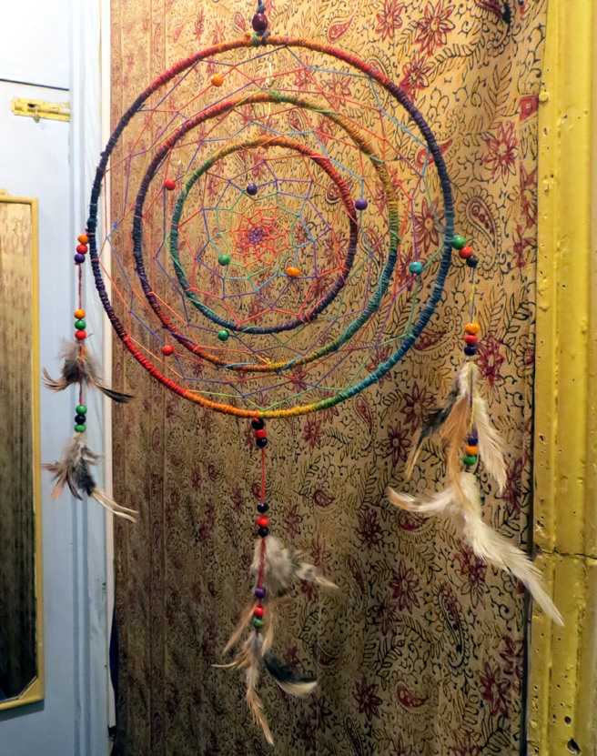 2016_Apr 27_Concentric Dream Catcher