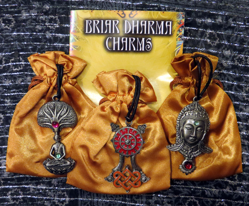 2016_Feb 14_Briar Dharma Charms