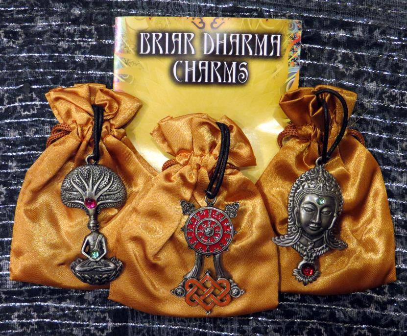 2016_Feb 14_Briar Dharma Charms