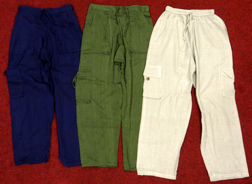2016_Feb 24_Nepalese Trousers plain
