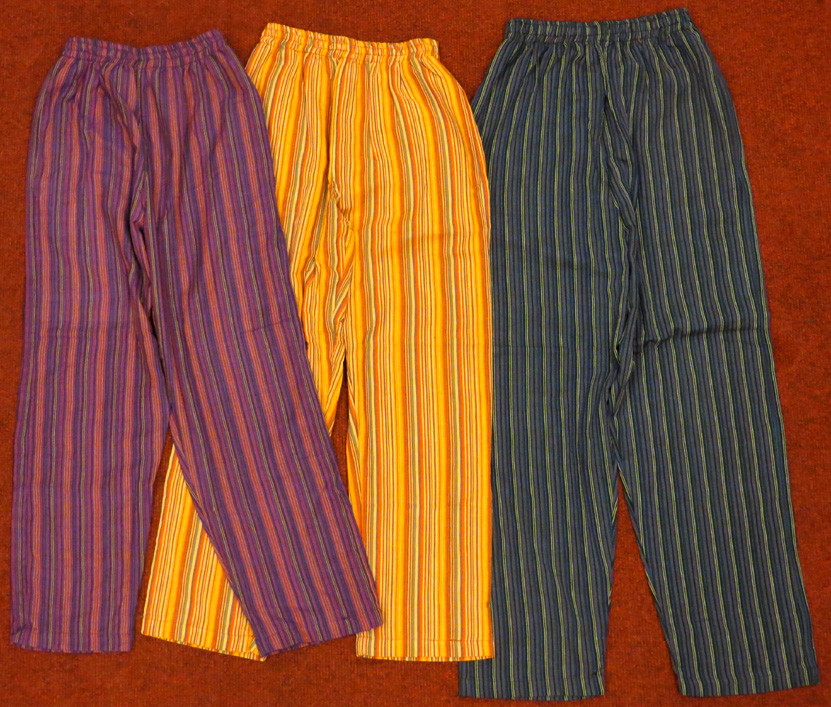 2016_Feb 24_Nepalese Trousers striped