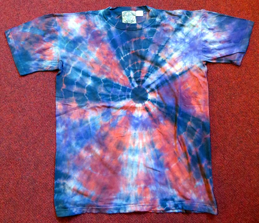 2016_Jan 17_Tie-Dye T-Shirt