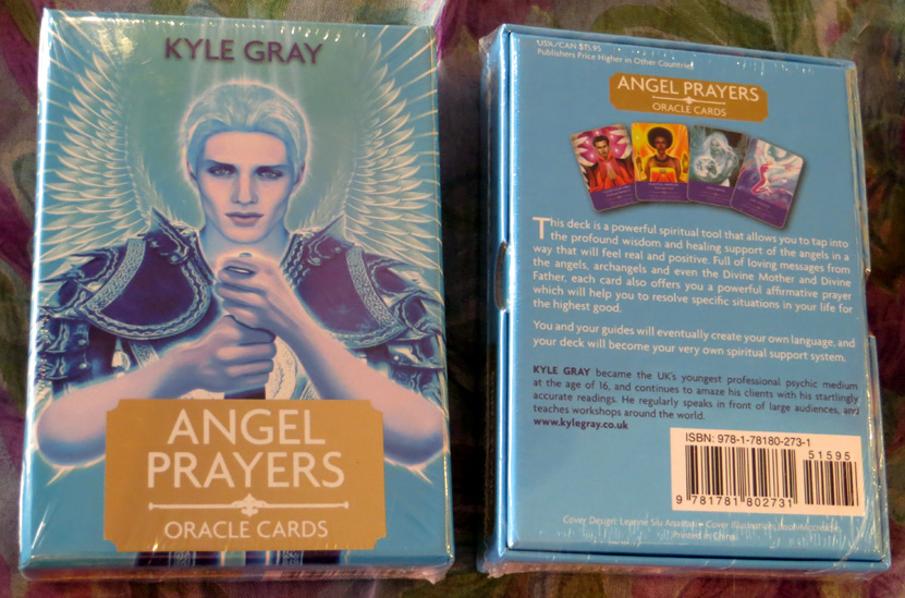 2016_May 04_Angel Prayers