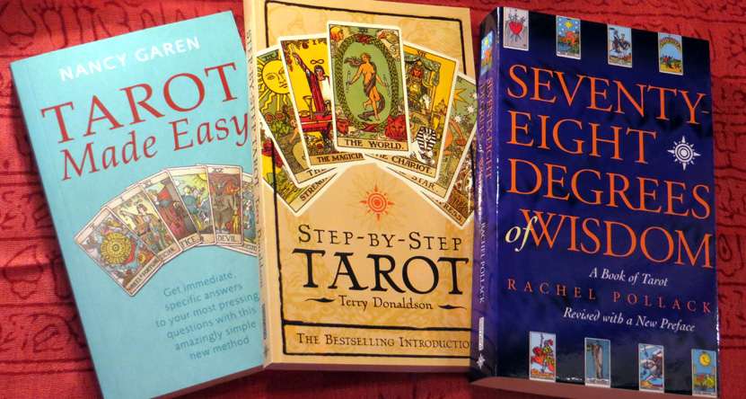 2016_May 06_Tarot Books