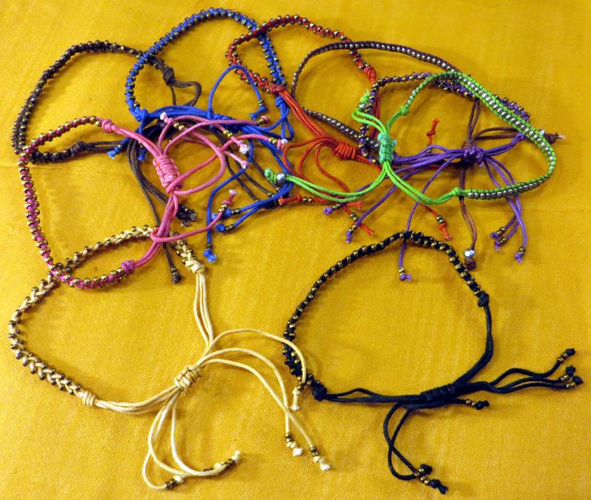 2016_May 15_Macrame Bracelets 2