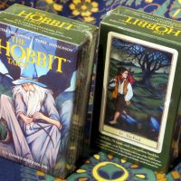 2018_Aug 14_The Hobbit Tarot