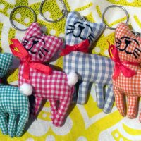 2018_Aug 19_Keyrings - Cats
