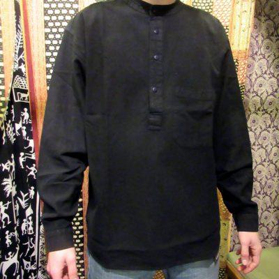 2018_Nov 11_Fine Shirt Black