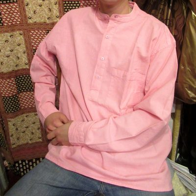 2018_Nov 11_Fine Shirt Pink
