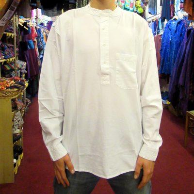 2018_Nov 11_Fine Shirt White