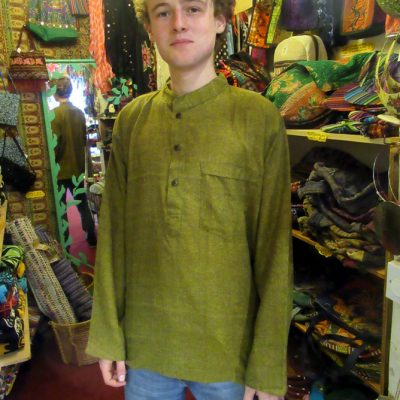 2018_Nov 11_Nepalese Plain Shirt 03