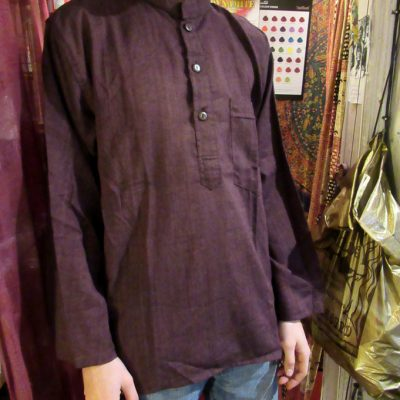 2018_Nov 11_Nepalese Plain Shirt 04