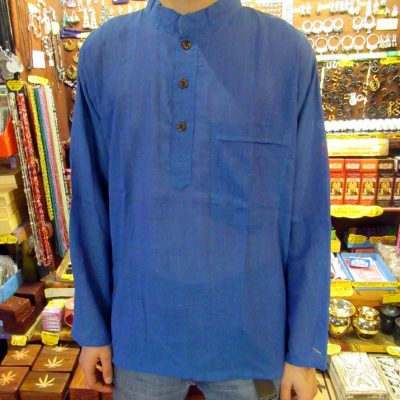 2018_Nov 11_Nepalese Plain Shirt 05