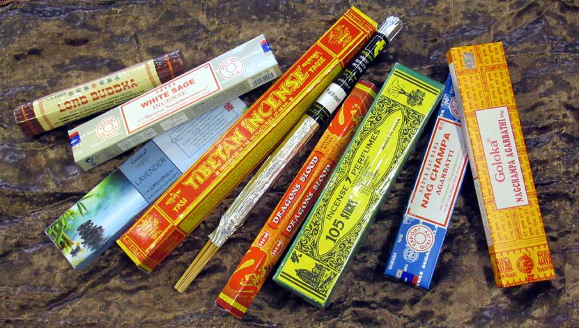 Incense Sticks - Head In The Clouds