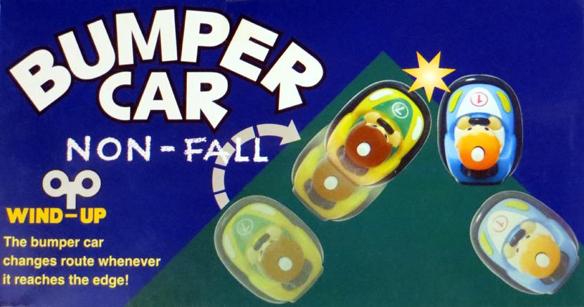 Bumper Car changes route