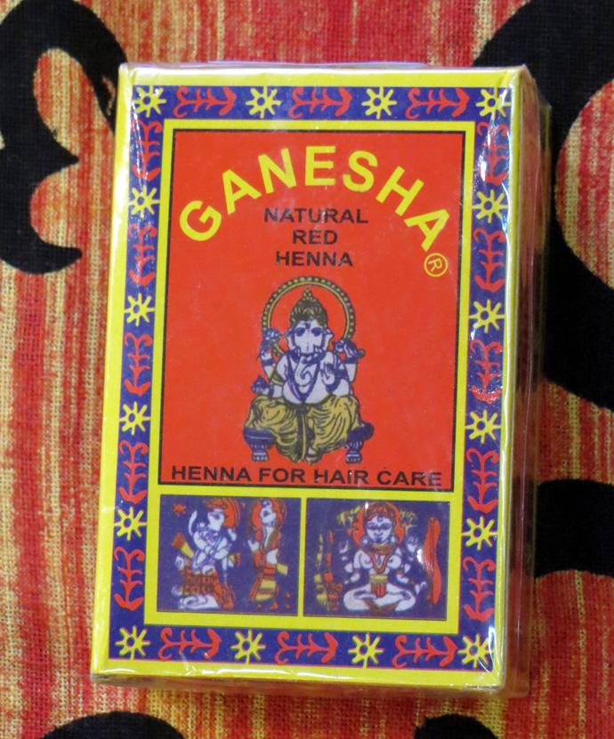Ganesha Henna