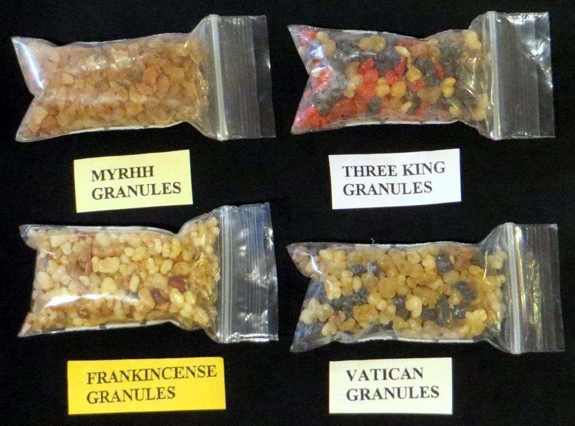 Incense Granules