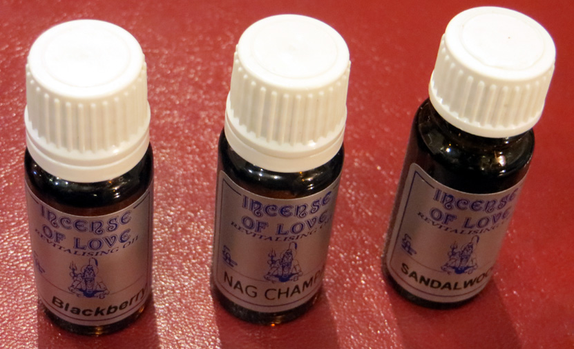Incense of Love Oils