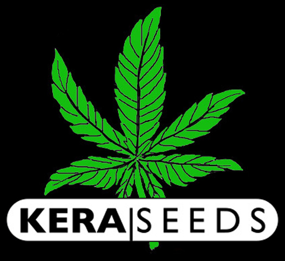 KERA SEEDS leaf logo