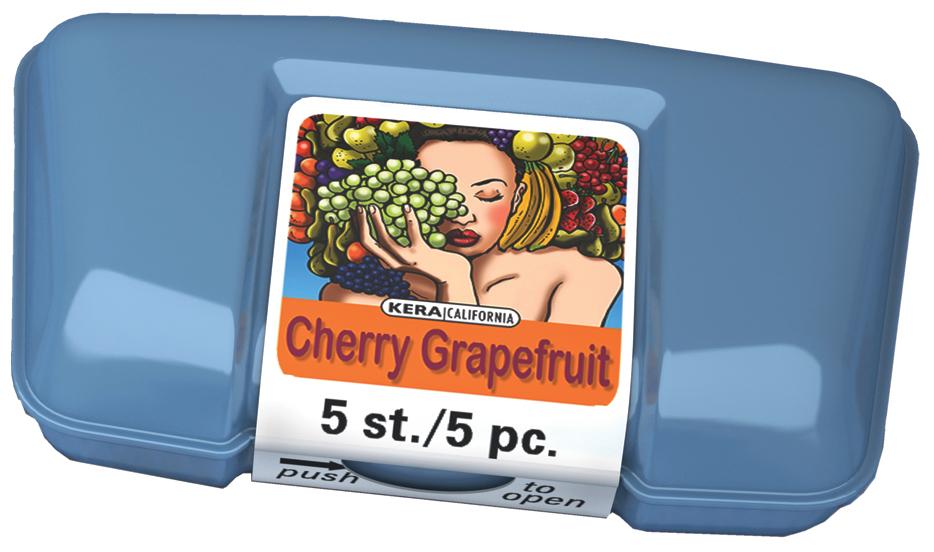 Kera California Cherry Grapefruit package