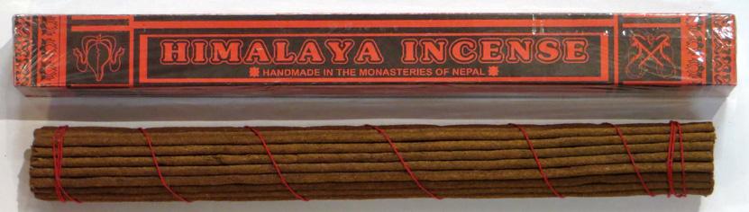 Nepalese Incense - Himalaya